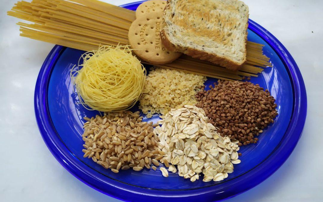 Δημητριακά ασπίδα για υπέρταση