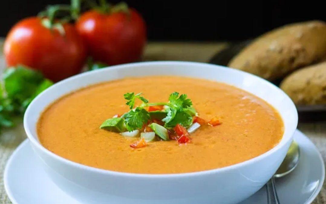 Το Gazpacho μειώνει την υπέρταση
