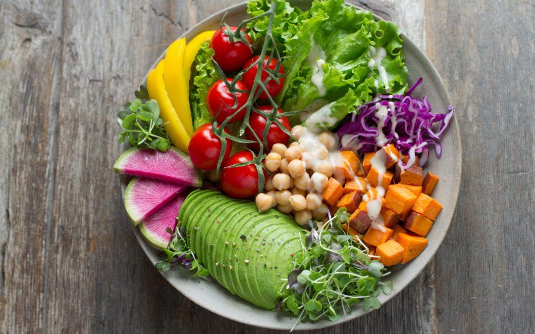 Δίαιτα με βάση τα φυτά