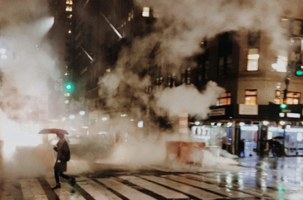 Ένας στους 10 θανάτους από Covid-19 λόγω ρύπανσης