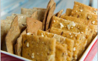 Τα σνακ με υγιεινά υλικά μπορεί να έχουν πολύ αλάτι